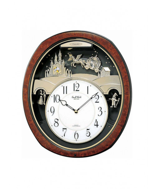 Đồng hồ treo tường Rhythm 4MH762WD23