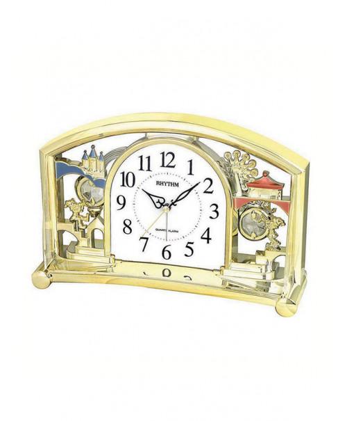 Đồng hồ để bàn Rhythm 4SE535WT18