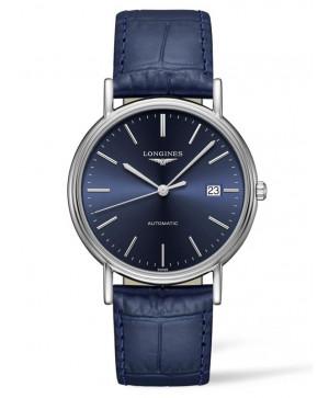 Đồng hồ Longines Prescene Automatic Indexes L4.921.4.92.2