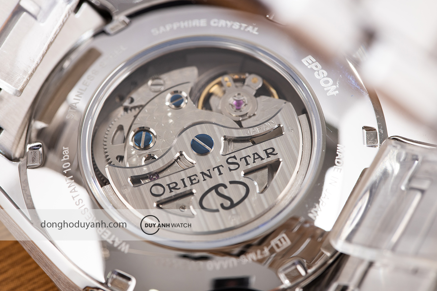 Orient Star Moonphase RE-AY0003S00B