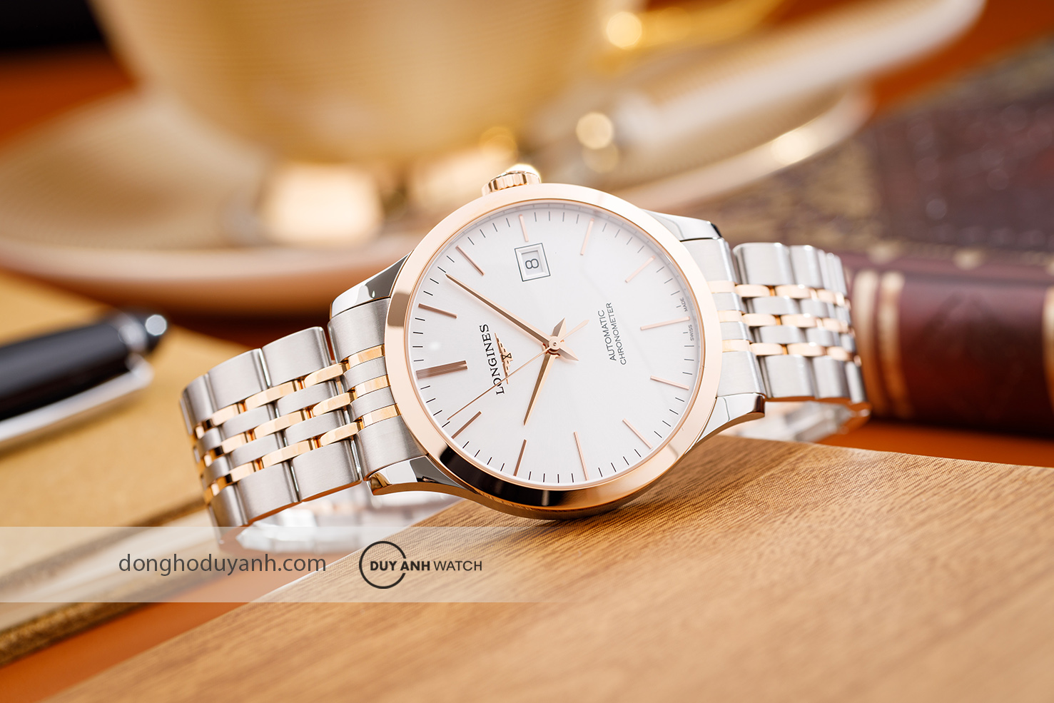 ĐỒNG HỒ LONGINES RECORD COLLECTION L2.820.5.72.7