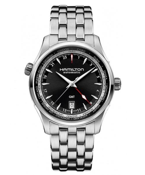 Hamilton Jazzmaster GMT H32695131
