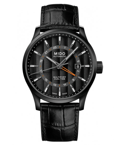 MIDO Multifort Dual Time GMT M038.429.36.051.00