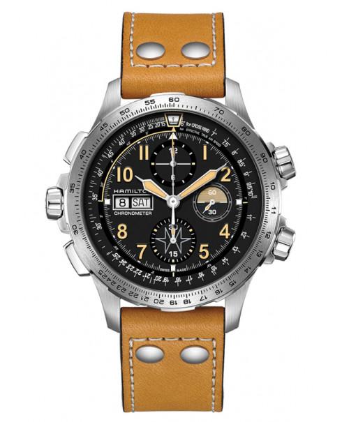 Hamilton Khaki Aviation X-WIND Day Date H77796535