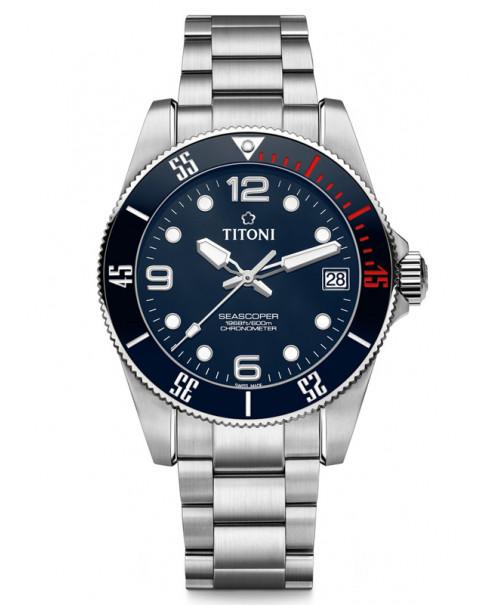 Titoni Seascoper 600 83600 S-BE-255