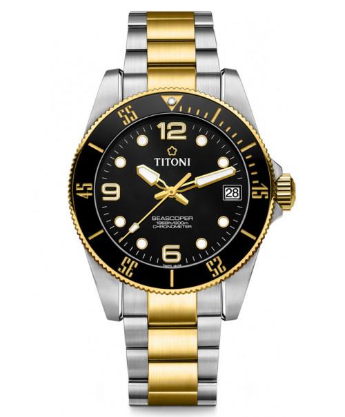 Titoni Seascoper 600 83600 SY-BK-256