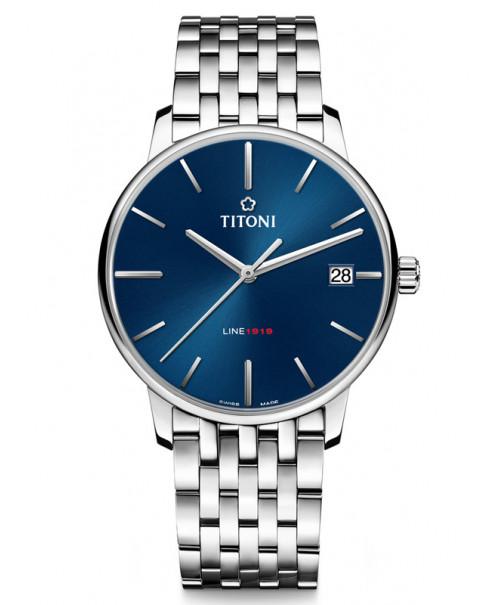 Titoni Line 1919 83919 S-612