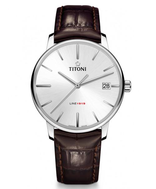 Titoni Line 1919 83919 S-ST-575
