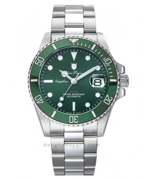 Đồng Hồ Olym Pianus Submariner Ceramic OP899832.KNAGS-XL