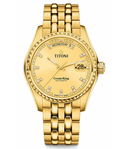Titoni Cosmo King 797 G-306