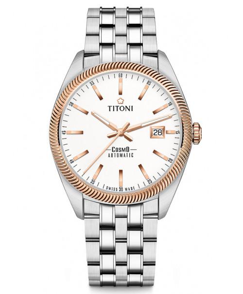 Titoni Cosmo 878 SRG-606