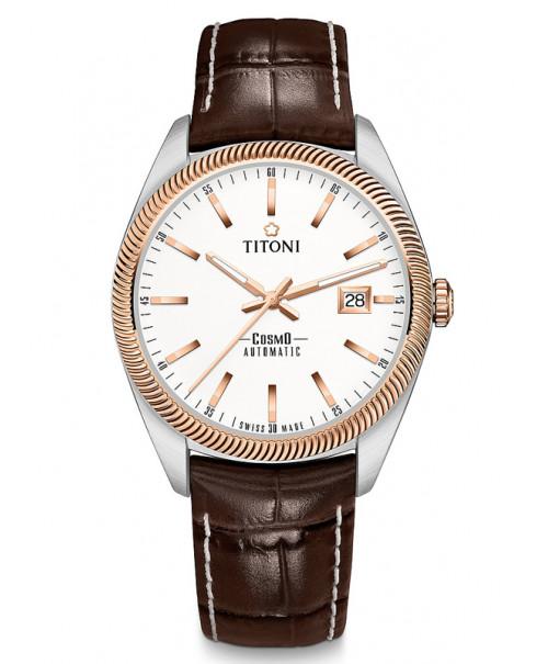 Titoni Cosmo 878 SRG-ST-606