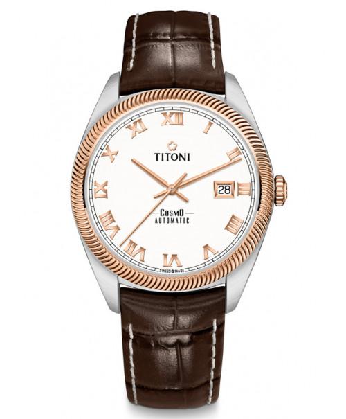 Titoni Cosmo 878 SRG-ST-657
