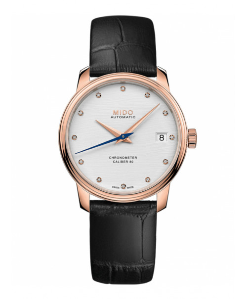 Mido Baroncelli Chronometer Silicon Lady M027.208.36.036.00
