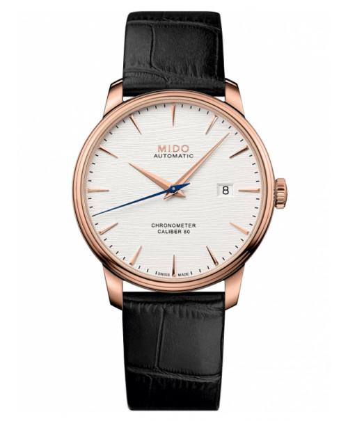 Mido Baroncelli Chronometer Silicon Gent M027.408.36.031.00