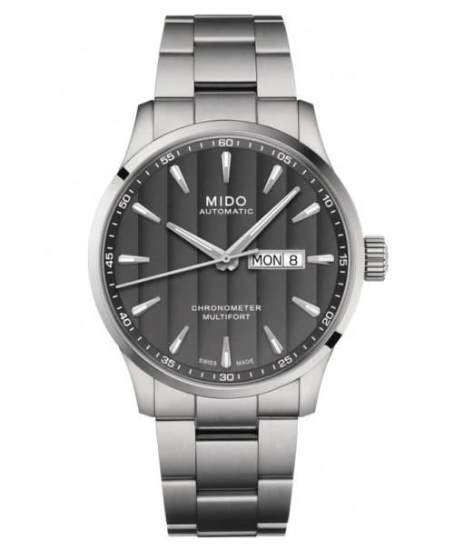 MIDO Multifort Chronometer 1 M038.431.11.061.00
