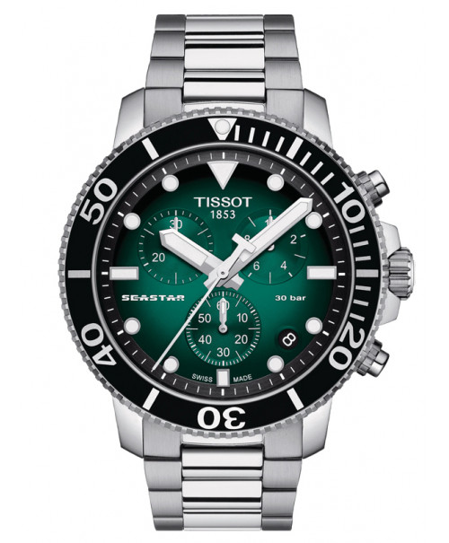 Tissot Seastar 1000 Chronograph T120.417.11.091.01
