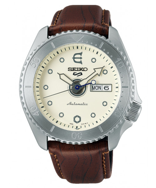 Seiko 5 Sports EVISEN SKATEBOARDS Limited Edition SRPF93K1