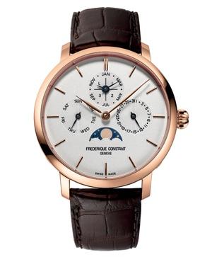 Đồng hồ Frederique Constant Slimline Perpetual Calenda FC-775V4S4