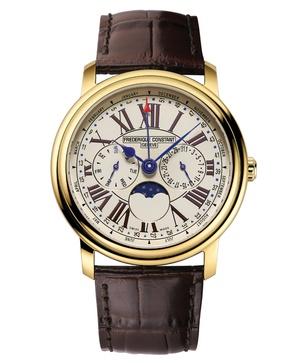 Đồng Hồ Frederique Constant Classics Business Timer FC-270EM4P5