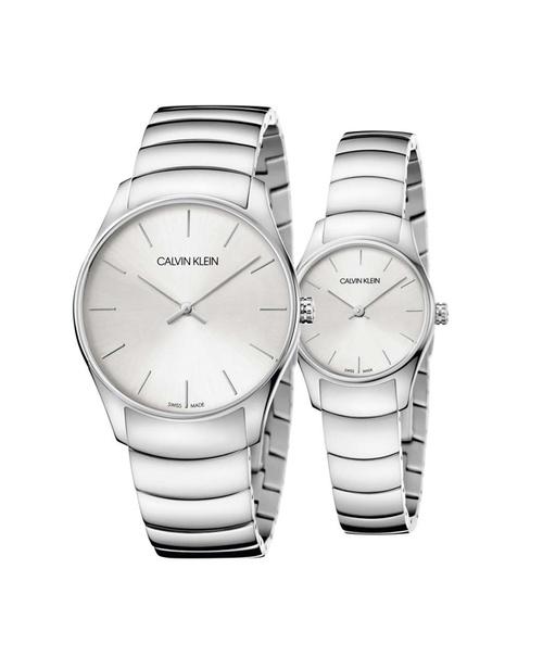 Đồng hồ đôi Calvin Klein K4D21146 và K4D23146