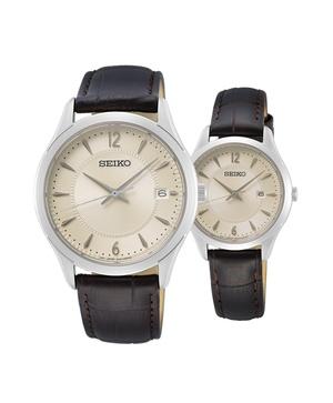 Đồng hồ đôi Seiko SUR421P1 và SUR427P1