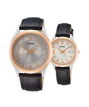 Đồng hồ đôi Seiko SUR422P1 và SUR428P1