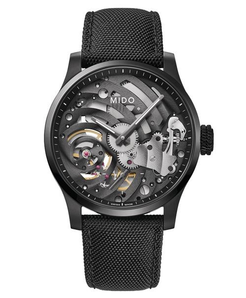 MIDO Multifort Mechanical Skeleton Limited Edition M032.605.47.410.00