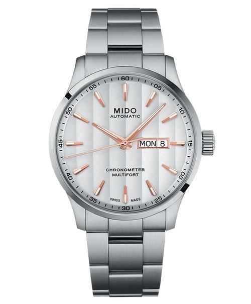 MIDO Multifort Chronometer 1 M038.431.11.031.01