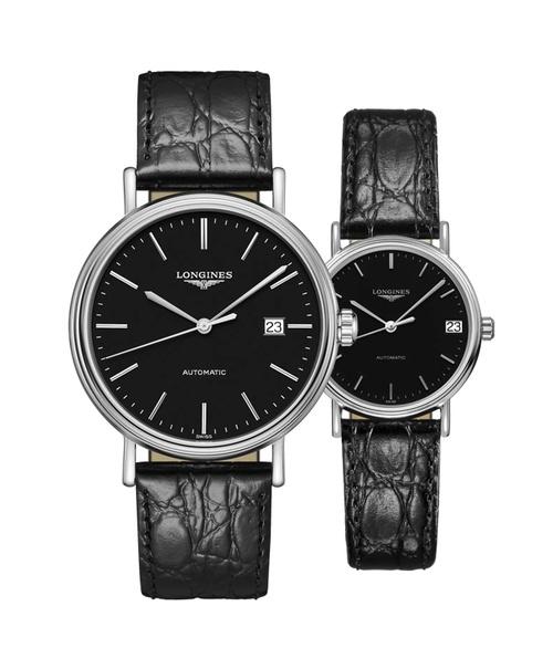 Đồng hồ đôi Longines Présence L4.922.4.52.2 và L4.322.4.52.2