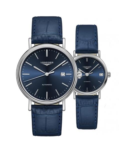 Đồng hồ đôi Longines Présence L4.922.4.92.2 và L4.322.4.92.2