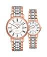 Đồng hồ đôi Longines Présence L4.922.1.11.7 và L4.322.1.11.7 small