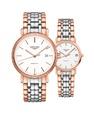 Đồng hồ đôi Longines Présence L4.922.1.12.7 và L4.322.1.12.7 small