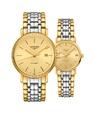 Đồng hồ đôi Longines Présence L4.922.2.32.7 và L4.322.2.32.7 small