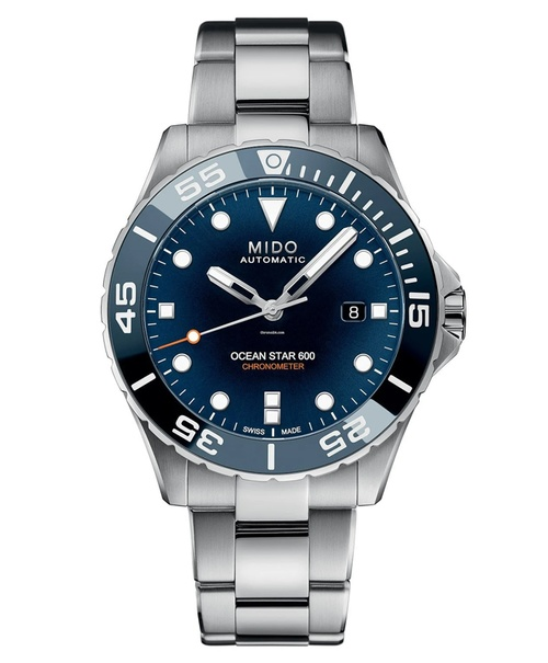 MIDO Ocean Star Diver 600 M026.608.11.041.01