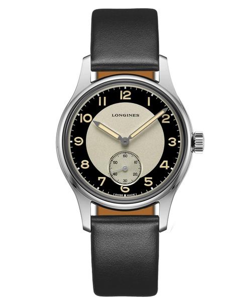 Longines Heritage Classic - Tuxedo L2.330.4.93.0