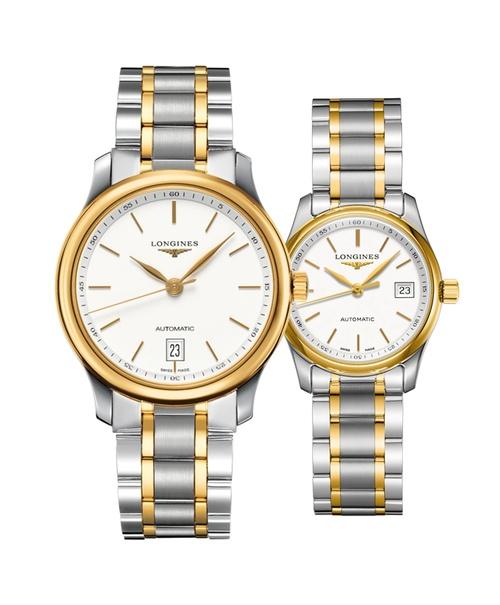 Đồng hồ đôi Longines Master L2.628.5.12.7 và L2.257.5.12.7