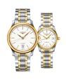 Đồng hồ đôi Longines Master L2.628.5.12.7 và L2.257.5.12.7 small