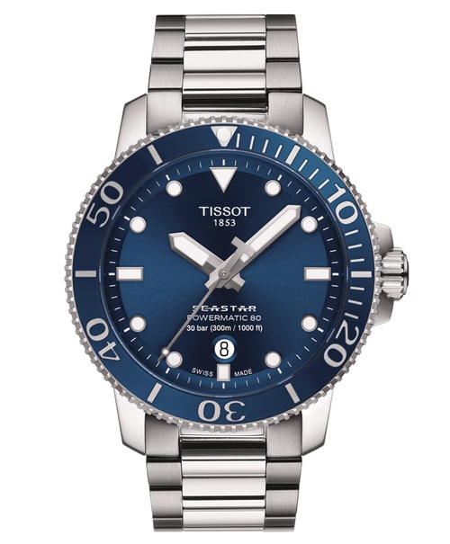 Tissot Seastar 1000 Powermatic 80 T120.407.11.041.03