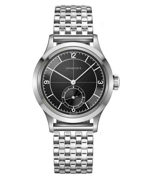 Longines Heritage Classic - Sector Dial L2.828.4.53.6