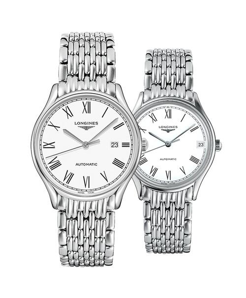 Đồng hồ đôi Longines Lyre L4.961.4.11.6 và L4.361.4.11.6