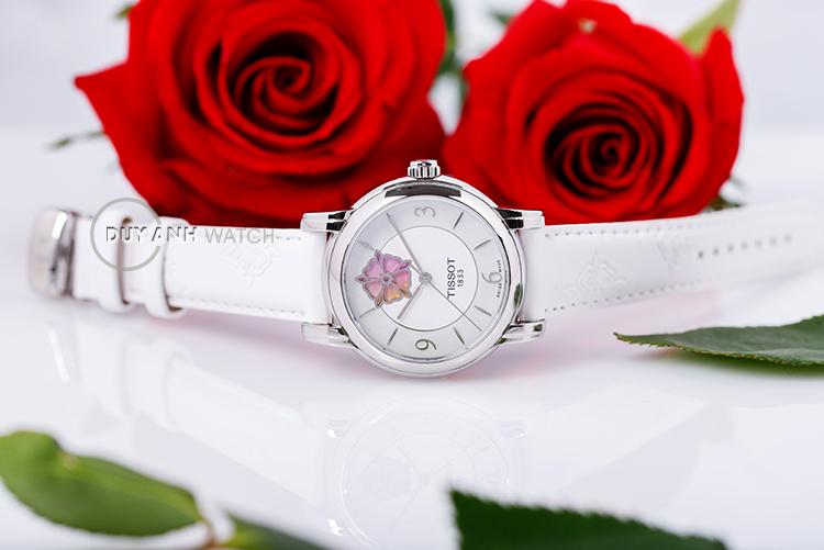 Tissot Lady Heart Flower Powermatic 80 T050.207.17.117.05