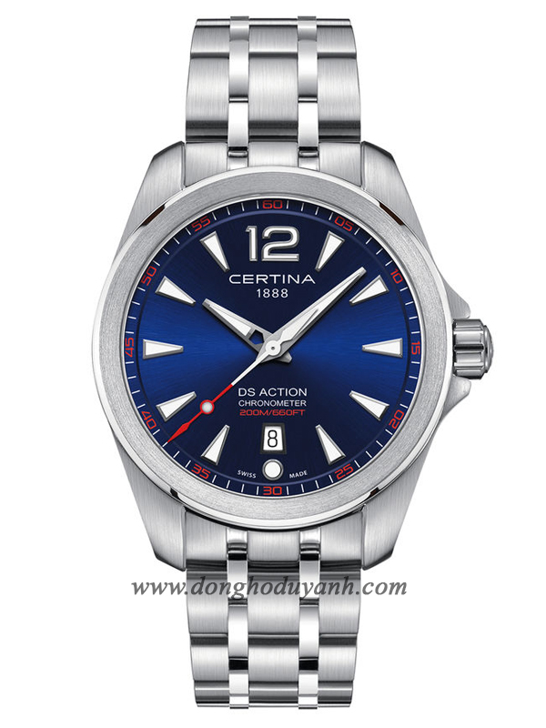 ĐỒNG HỒ CERTINA DS ACTION CHRONOMETER C032.851.11.047.00