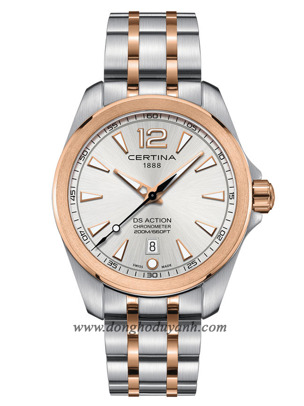 ĐỒNG HỒ CERTINA DS ACTION CHRONOMETER C032.851.22.037.00