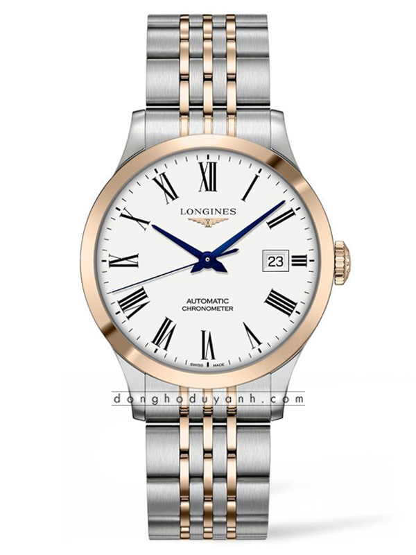 ĐỒNG HỒ LONGINES RECORD COLLECTION L2.820.5.11.7