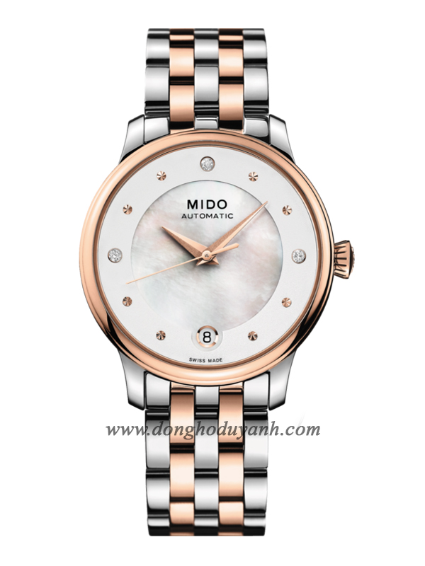ĐỒNG HỒ MIDO BARONCELLI LADY DAY M039.207.22.106.00