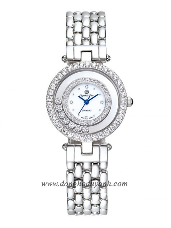 Đồng Hồ Olympia Star Happy Diamonds OPA28019DLW-T