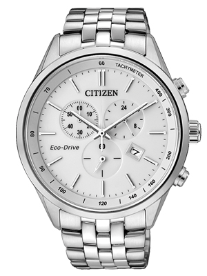 Đồng hồ Citizen Eco-Drive CHRONOGRAPH AT2140-55A