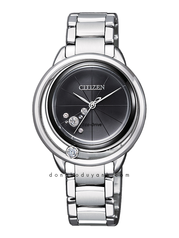 Đồng hồ Citizen Eco-Drive L Collection EW5528-82E