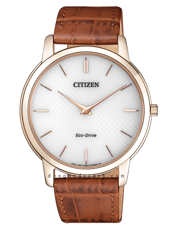 Đồng hồ Citizen Eco-Drive Stiletto Ultra-Thin AR1133-15A
